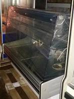 Кондитерская холодильна витрина Cold 1,6 м., фото 1