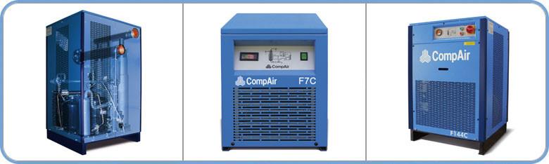 Осушувачі рефрижераторні COMPAIR F