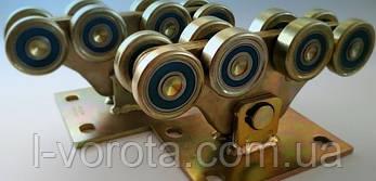 Rolling Hi-Tech до 1000кг комплект фурнитуры для откатных ворот