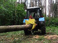 Захват трелевочный S-1500 СТЗ (Укранина)