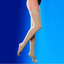 Компрессионные чулки с закрытым носком, 1 класс компрессии (17-22 мм рт.ст.)