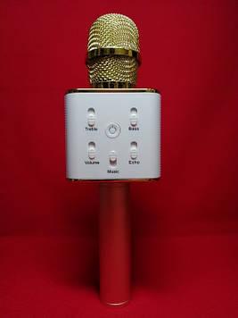 Микрофон для караоке беспроводной WS-Q7