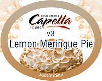 Ароматизатор Capella Lemon Meringue Pie v3 (Лимонный пирог с меренгой v3)