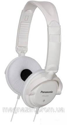 НАУШНИКИ PANASONIC RP-DJS200E-W, фото 2