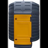 Мини АЗС Резервуар Swimer 10000 л (емкость, бочка) для дизельного топлива ДТ, керосина