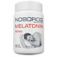 Активное долголетие NOSOROG Melatonin (100 таб)