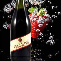 Вино красное игристое FragolinoTerre Del Sole Фраголино Терре Дель Соле 750мл
