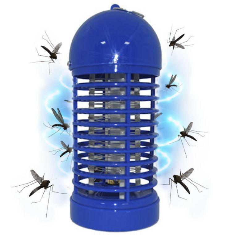 Лампа антимоскитная, Inbloom 21х9 см.