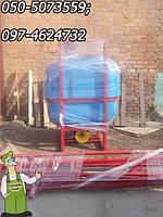 Опрыскиватель на 600 литров для трактора МТЗ, ЮМЗ и др. тракторов с радиусом захвата - 12 метров