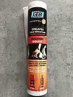 Огнеупорный клей-замазка GEB COLLAFEU 310 мл