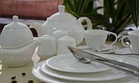 Посуда из костяного фарфора