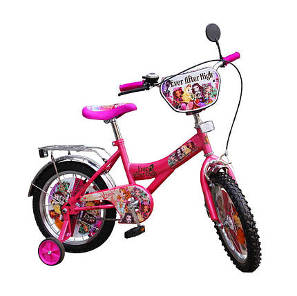 """Детский велосипед """"Ever After High"""" 16"""" 151614, фото 2"""