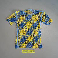 Футболка для болельщиков сборной Украины 44-46 размер, фото 1
