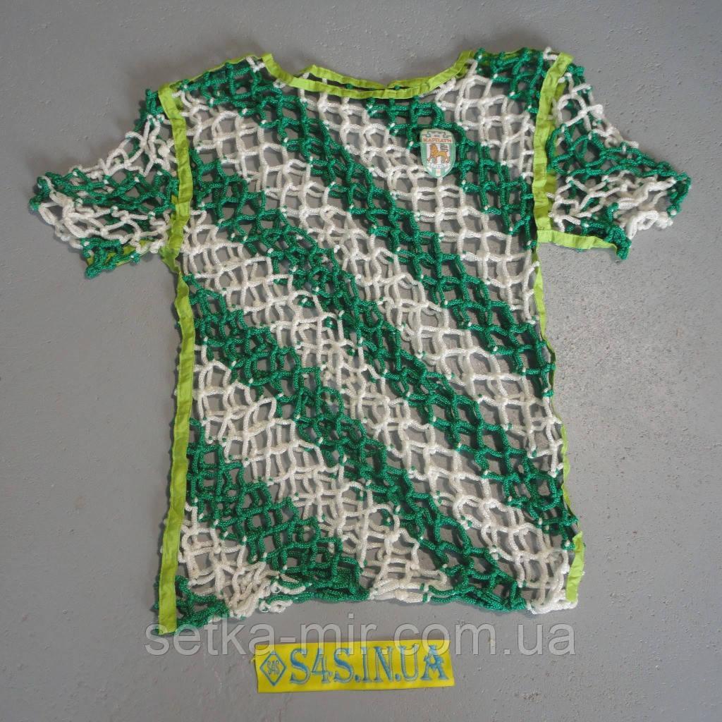 Футболка для болельщиков ФК Карпаты 48-50 размер, фото 1
