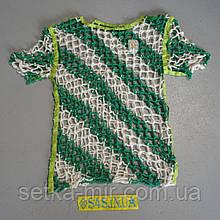 Футболка для вболівальників ФК Карпати 44-46 розмір
