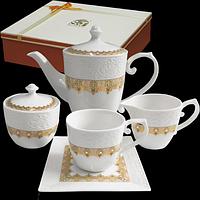 1788 Набор чайный 15пр. Адель