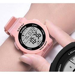 Женские наручные часы Sanda Pink