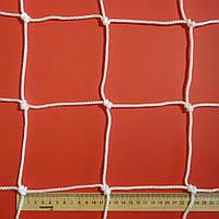Сетка заградительная D 3,5 мм. 12 см. ячейка оградительная, для спортзалов, стадионов, спортплощадок., фото 1