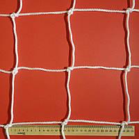 Сетка оградительная D 4,5 мм. Ячейка 15 см. заградительная, для спортзалов, стадионов, спортплощадок , фото 1