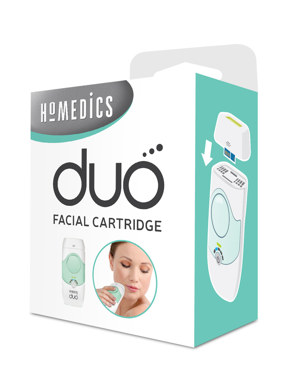 Картридж для лица AFT+IPL эпилятора HoMedics DUO Facial, 10000 вспышек