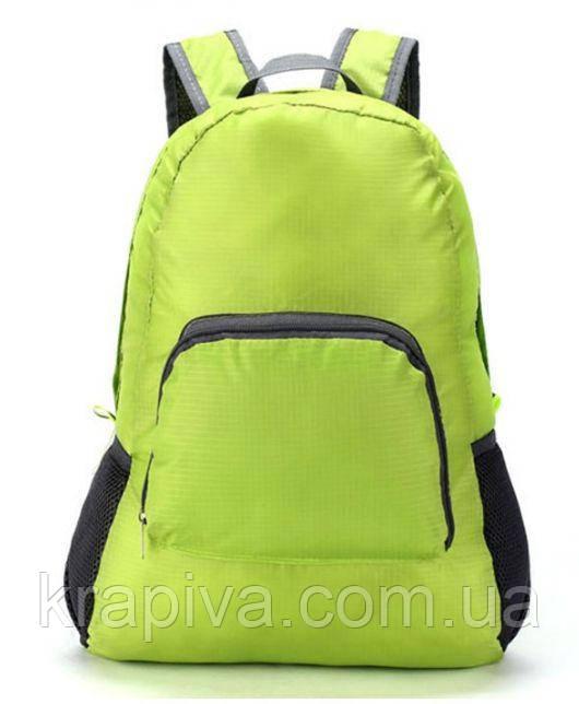 Рюкзак сумка городской, дорожный, трансформер, складной