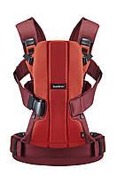 Эргономичный рюкзак для переноски детей Babybjorn WE Orange/Rust, Cotton Mix, фото 1