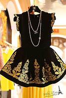 """Стильное молодежное платье мини """" Принцесса """" Dress Code"""