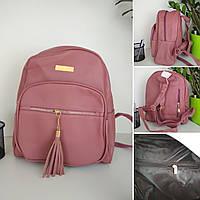 Подростковый мини-рюкзак для девушки 33*24*12 см, фото 1