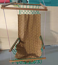 """Гамак крісло сидячий тканинний """"Ліана Гобелен"""""""