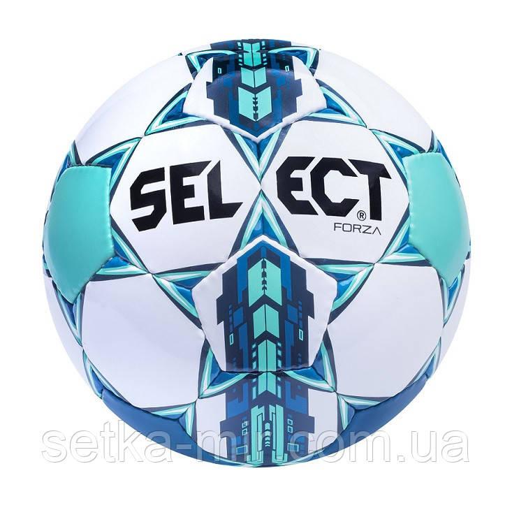 Мяч футбольный SELECT Forza размер 5, фото 1