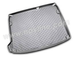 Коврик в багажник CITROEN DS4 с 2011- ,с саб. хб, цвет:черный ,производитель NovLine