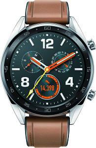 Смарт часы HUAWEI Watch GT Classic (FTN-B19) Серебристый