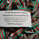 Лестница функциональной подготовки «ДВОЙНАЯ 6М», фото 4