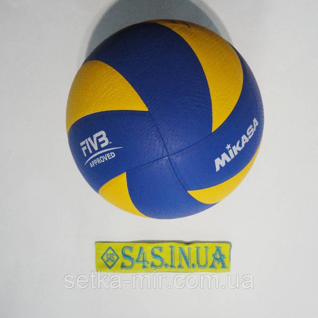 М'яч волейбольний Mikasa MVA200 PU