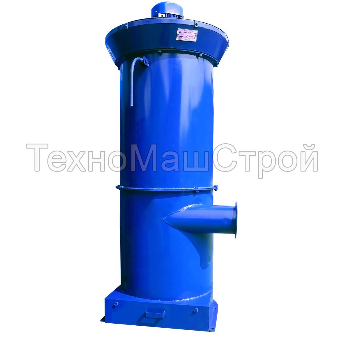 Пылеулавливатель ЗИЛ-1600. Промышленный очиститель воздуха