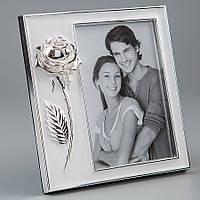 Фоторамка настольная Lefard Роза для любимой 15х17 см 140C рамка для фото