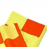 Прапорець лайнсмена професійний Select Lineman's Flag Pro, 2 прапора, жовто червоний, фото 3