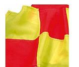 Прапорець лайнсмена аматорський Select Lineman's Flag Classic, 2 прапора, жовто-червоний, фото 3
