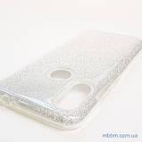 Чехол TPU Shine Xiaomi Redmi 7 silver, фото 2