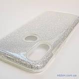 Чехол TPU Shine Xiaomi Redmi 7 silver, фото 3