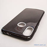 Чехол TPU Shine Xiaomi Redmi Note 7 black, фото 2