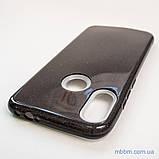 Чехол TPU Shine Xiaomi Redmi Note 7 black, фото 3