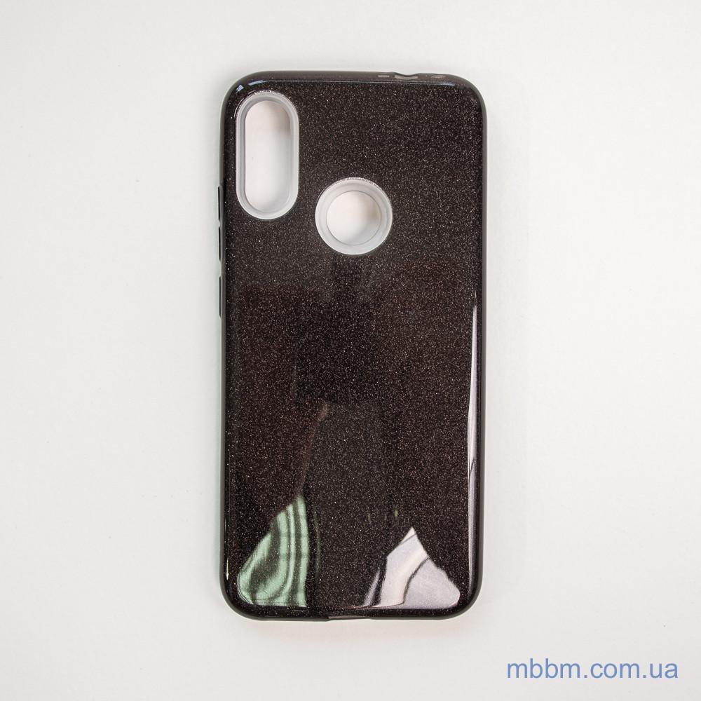 Чехол TPU Shine Xiaomi Redmi Note 7 black