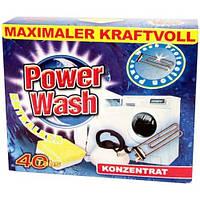 Таблетки от накипи Power Wash 40 штук