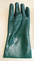 Перчатки ПВХ, короткие