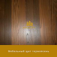 Мебельный щит цельноламельный 18 мм сорт А-В