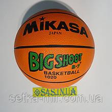 М'яч баскетбольний MIKASA 1020