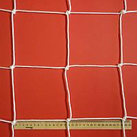 Сетка заградительная капроновая D 3,5 мм. Ячейка 15 см. оградительная, для спортзалов, стадионов., фото 1