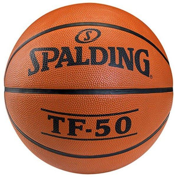 Мяч баскетбольный Spalding TF-50 Outdoor Оранжевый Размер 7 (3001502010017)