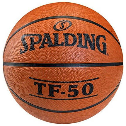 Мяч баскетбольный Spalding TF-50 Outdoor Оранжевый Размер 7 (3001502010017), фото 2
